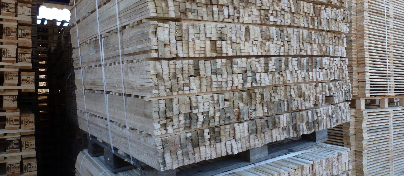 Holzleisten-als-Unterleghölzer