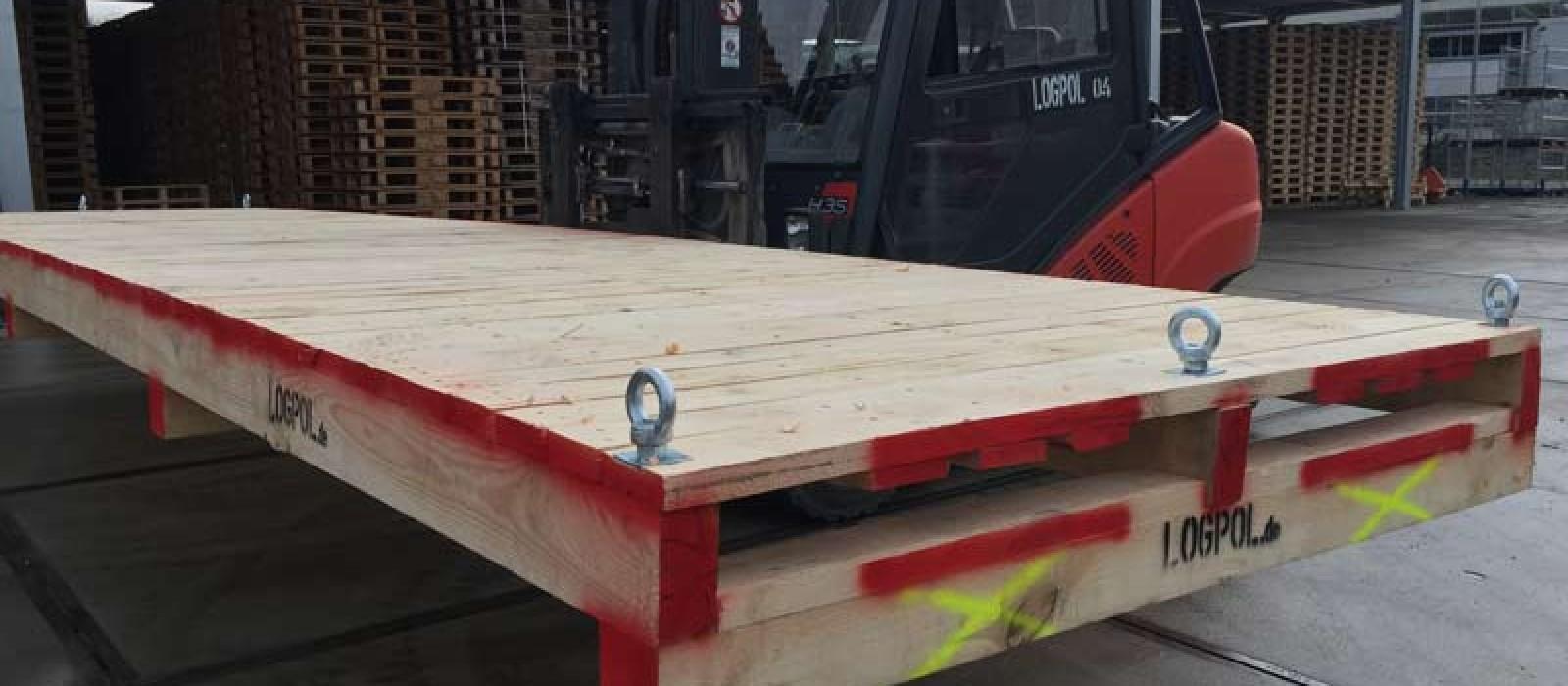 Holzpalette-6500×1500