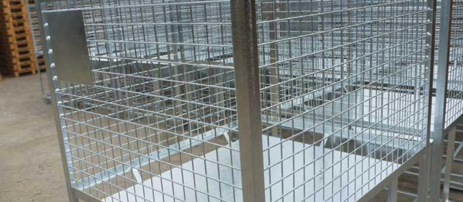 Gitterbehälter-LOGPOL