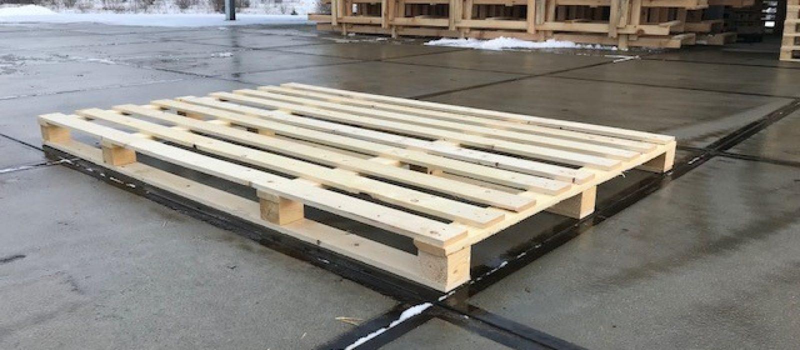 Holzpalette 2000x1500mm – LOGPOL – Wipperfürth