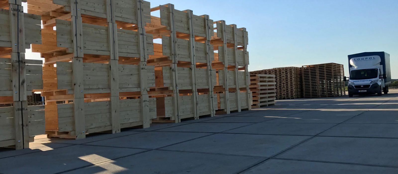 Holzgestelle-LOGPOL