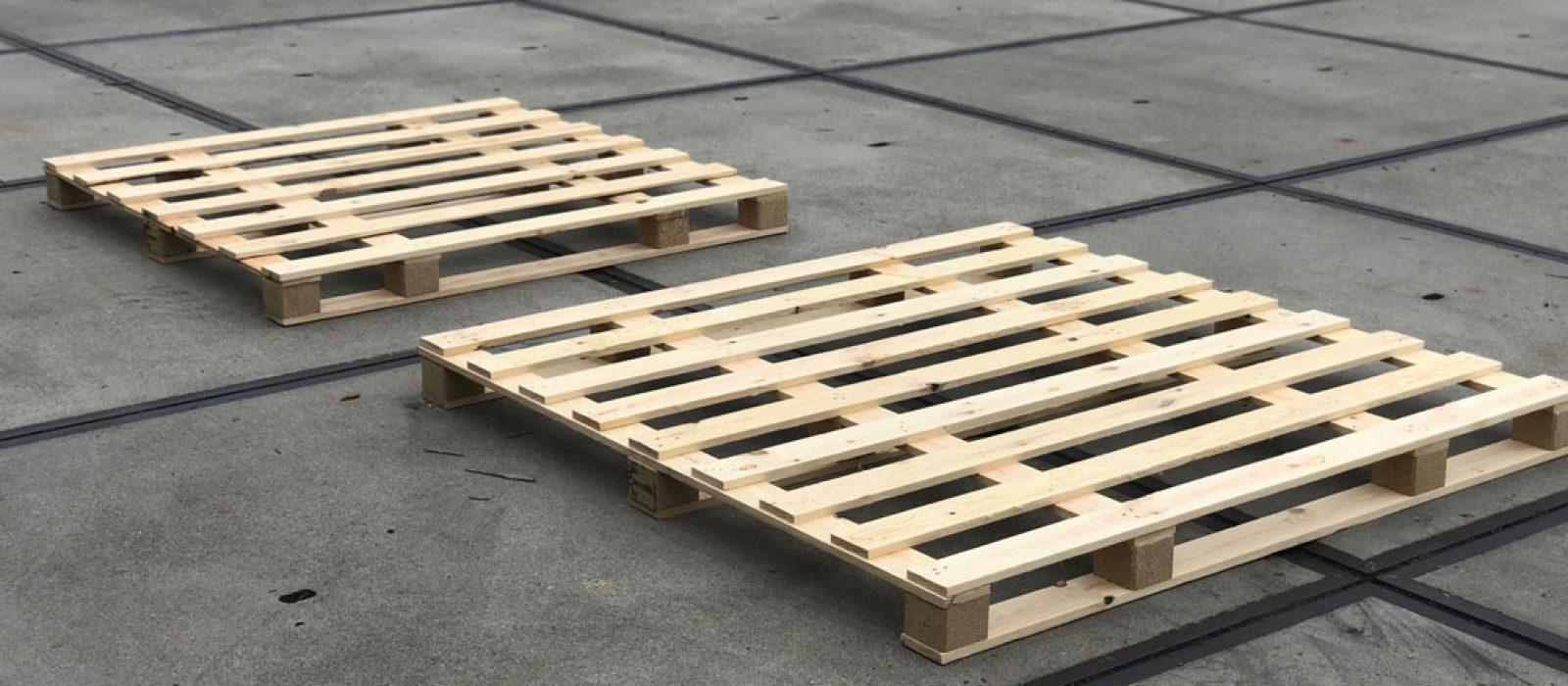 Holzpalette-1600×1600-mm-Vergleich-1400×1400-LOGPOL