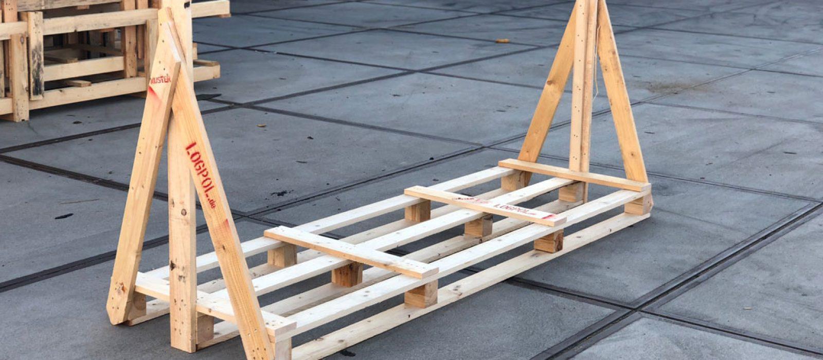 Holzpalette-2400×800-Holzgestell-LOGPOL